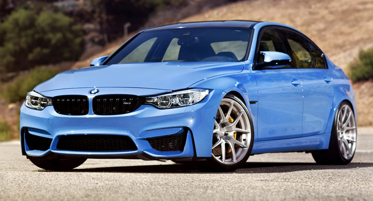 First 2015 Bmw M3 To Arrive In The Us Tuned To 580hp