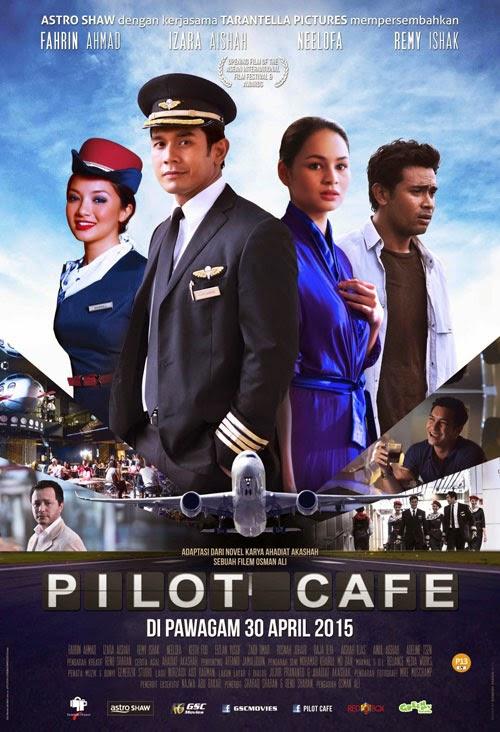 Pilot Cafe (2015) Poster