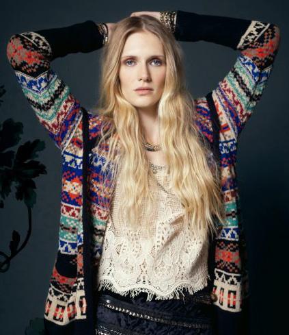 blusas otoño invierno 2013 Rapsodia