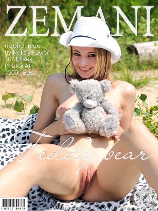 Rachel_Blau_Teddy_Bear Zeman 2013-04-04 Rachel Blau - Teddy Bear zeman