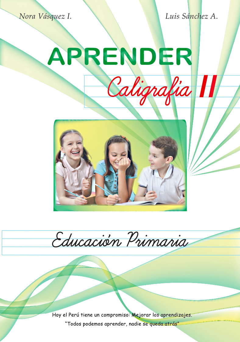 Caligrafia II ( 4to a 6to Prim)