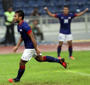 Keputusan Malaysia Vs Laos AFF Suzuki 2012