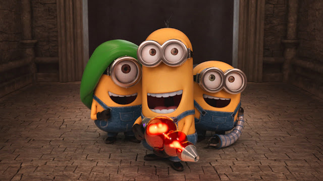 Minions é o maior filme de animação de todos os tempos no Brasil