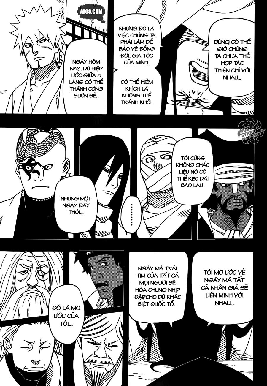 Naruto chap 648 Trang 12