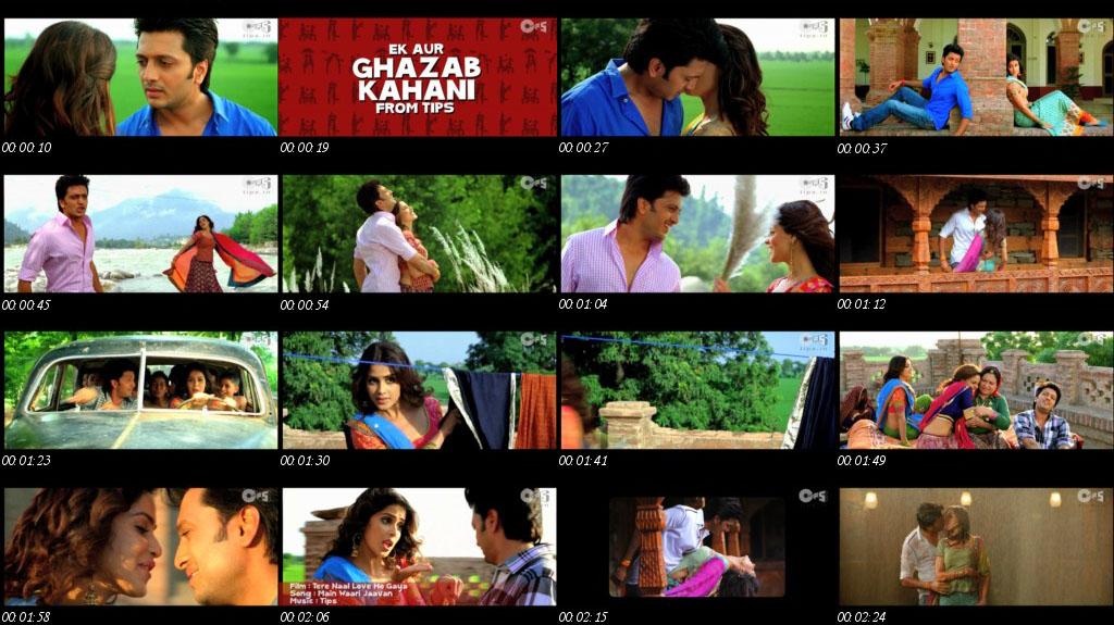 Piya O Re Piya - Music Video 1080P (Tere Naal Love Ho Gaya 2012)