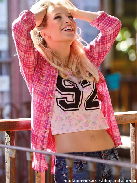 Moda primavera verano 2015 Marcela Koury.