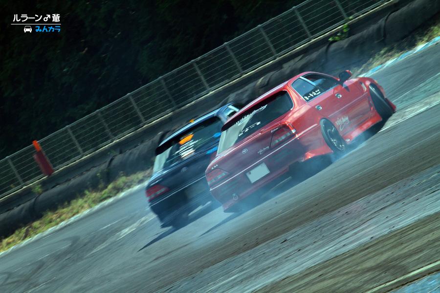 Toyota Cresta X100, 1JZ, JZX100, driftowóz, tuning, RWD, zdjęcia, 日本車, チューニングカー, ドリフト走行, トヨタ クレスタ, japoński samochód, sedan, sportowy, tylnonapędowy