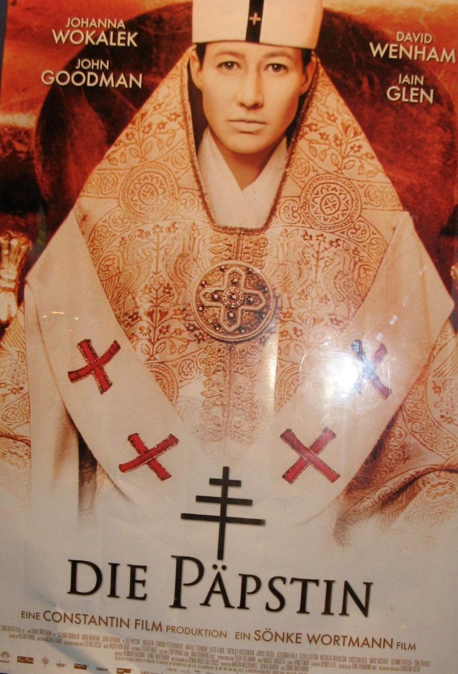 Pope Joan: the legend, Legends of Medieval France and Italy Pope Joan the legend the 892x1314 Movie-index.com