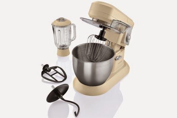 Robot kuchenny z blenderem Silvercrest z Lidla