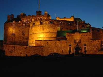 Edinburgh Castle in Scotland is one of the most haunted locations in Europe hosting specters such as the phantom bagpiper and the headless drummer boy.