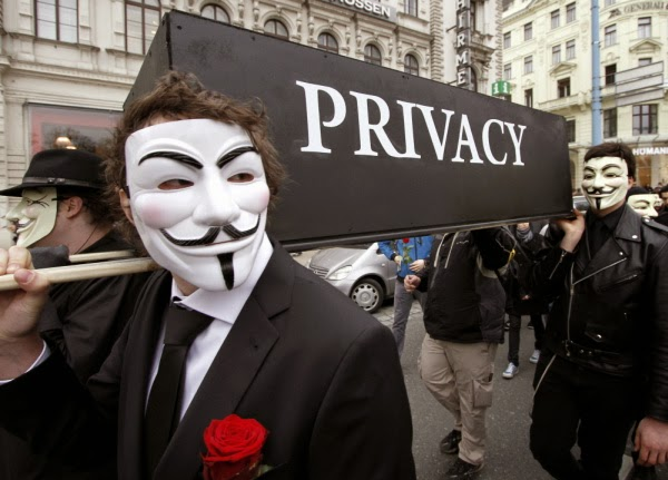 Anonymous networking