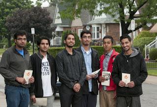 Menyebarkan islam damai