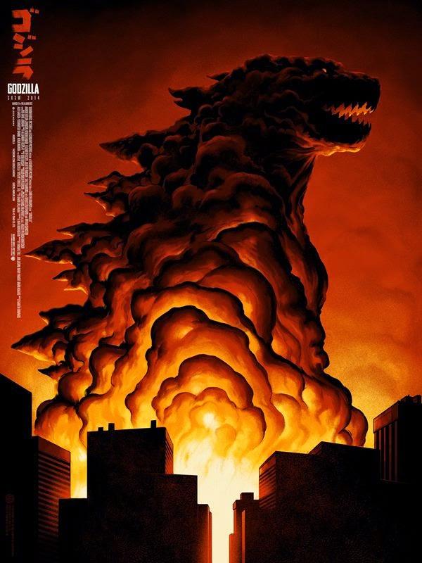 foto Godzilla Movie 2014