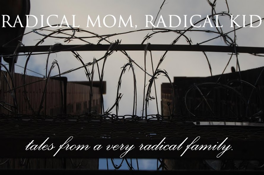 Radical Mom, Radical Kid.