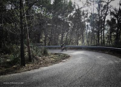 Carretera Es Verger - Esporlas