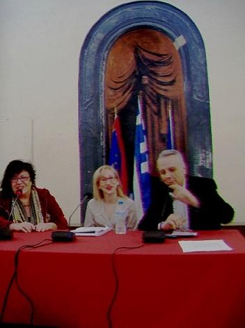 Παρουσίαση συγγραφέων της Αργολίδας στην αίθουσα του «Βουλευτικού» στο Ναύπλιο…