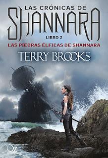 Las piedras élficas de Shannara de Terry Brooks