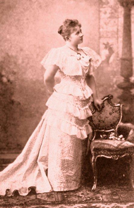 GERMAN CONTRALTO LAURA HILGERMANN (1857-1945) CD