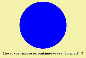 How to animate corners of the div container on mouse hover using CSS3