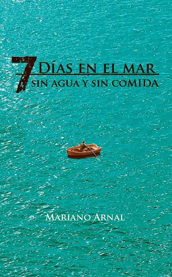 siete dias en el mar, último libro de Mariano Arnal
