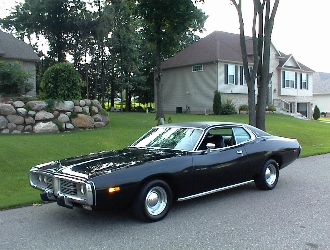 Muscle Cars Were On The Decline In Early 1970 By Time 1975 Design Was Released Dodge Charger No Longer Considered A Performance