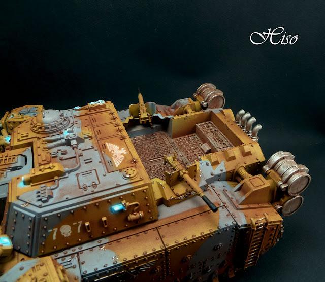 Astra Militarum - Baneblade - Stormlord