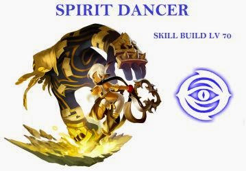 Spirit Dancer Skill Build