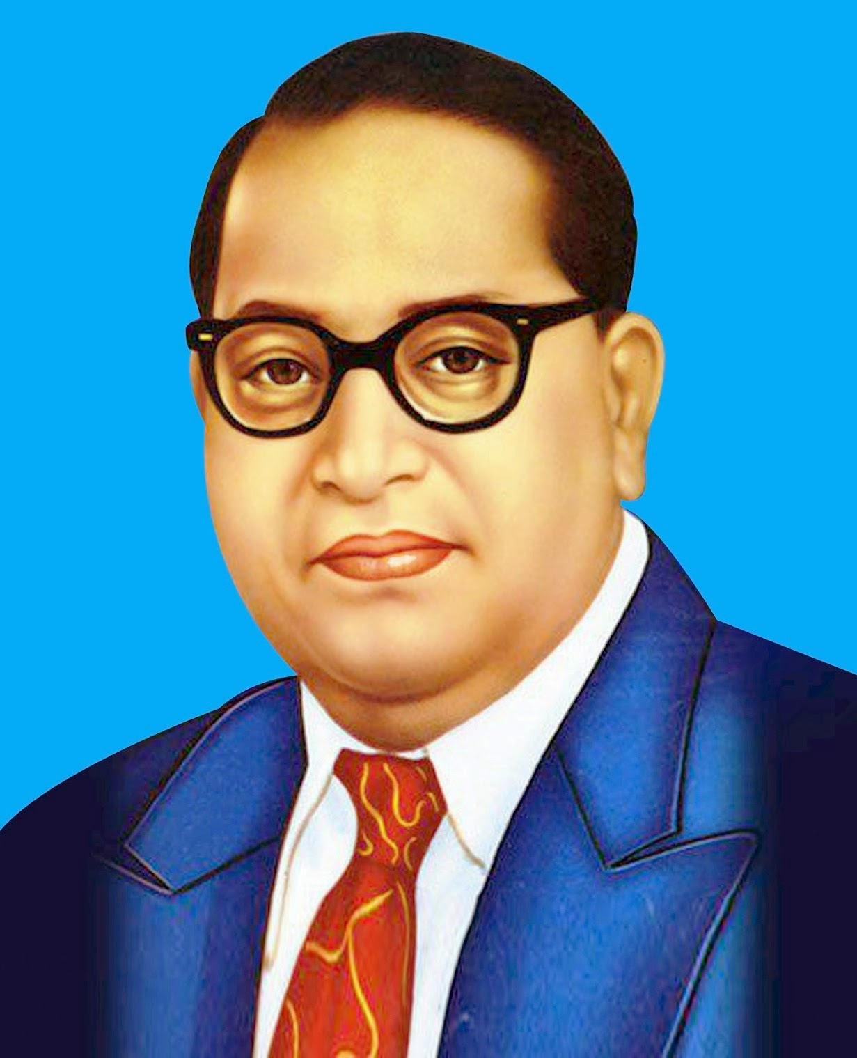 dr ambedkar a great worshipper of The hon'ble dr b r ambedkar ma  i am no worshipper  it is on his role as a social reformer that this title to being a great man rests ranade had both the.