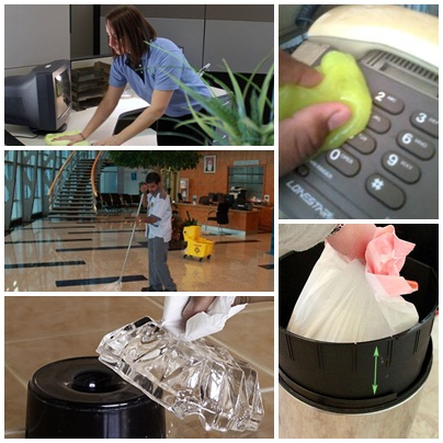 Housekeeping: SOP Hotel HK Cleaning Front office / Lobby Area