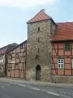 Torre del ajedrez de Ströbeck