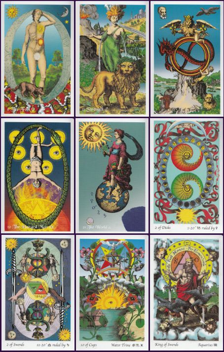 Tarot of the Holy Light Christine Michael Arkletter University ไพ่ทาโรต์ continental tarot ไพ่ยิปซี ไพ่ทาโร่