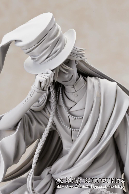 Undertaker tratto da Kuroshitsuji della Kotobukiya