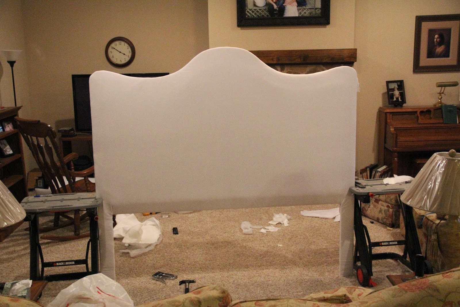 A lott 39 a possibilities making our very own headboard for Very headboards
