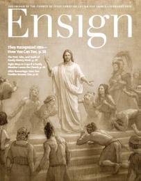 Ensign February 2016