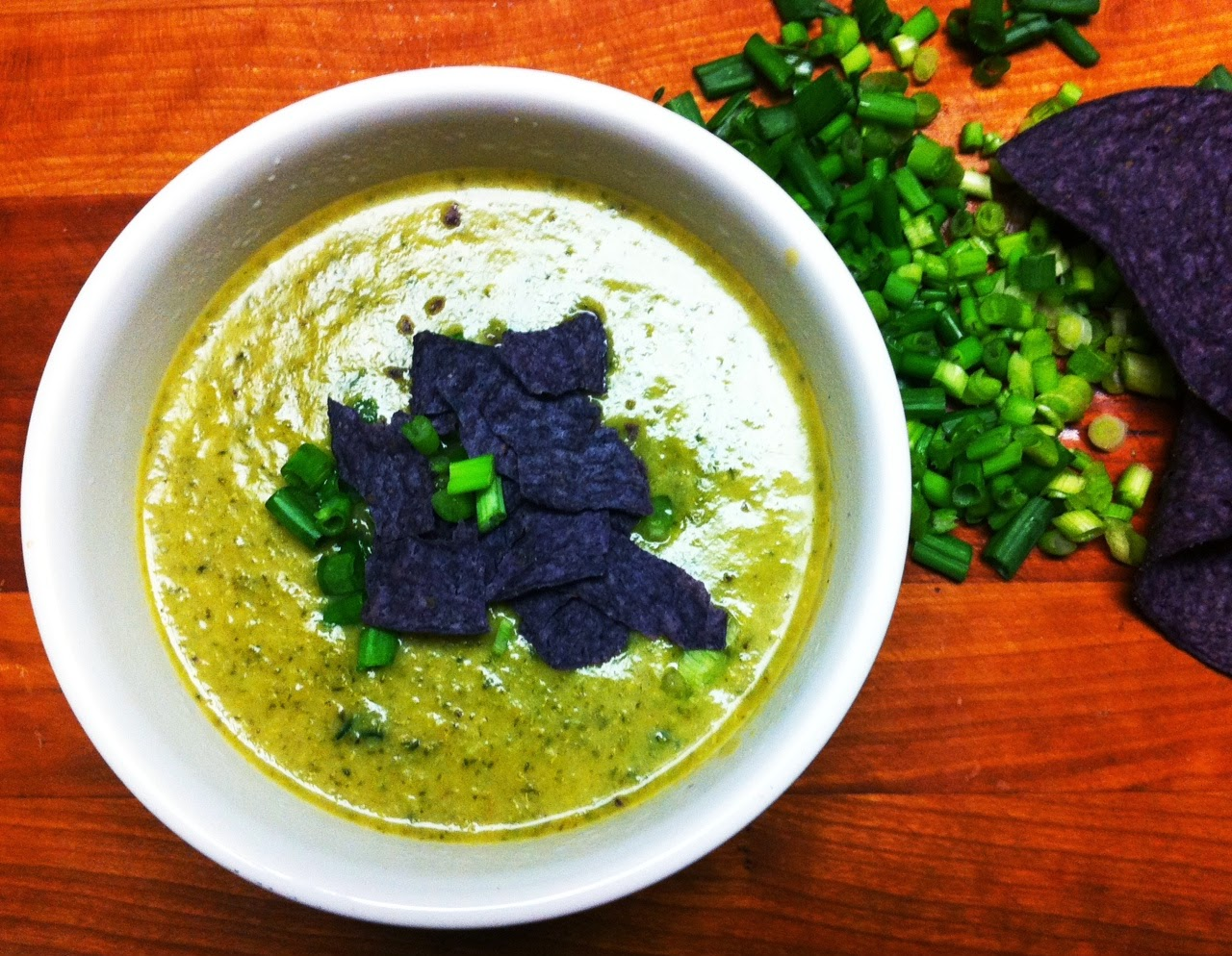Grubarazzi: Simply Vegan Cream of Broccoli Soup