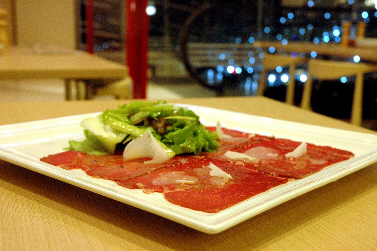Dude for food lombardi 39 s fresh authentic italian for Authentic italian cuisine