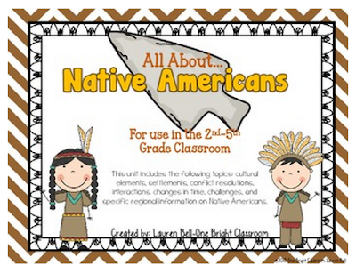 native american writing paper with borders