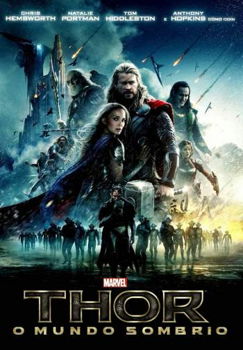 Thor: O Mundo Sombrio 3D Torrent - BluRay 1080p Dublado