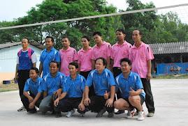ประมวลภาพกิจกรรมกีฬาเชื่อมความสัมพันธ์ ครูมัธยมศึกษาอำเภสังขะ ณ โรงเรียนกระเทียมวิทยา