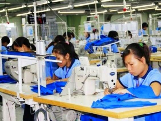 Tuyển 20 nữ may mặc đi xuất khẩu lao động Nhật Bản