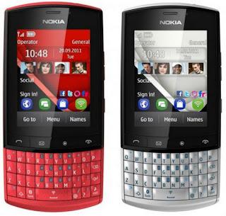 Nokia ASHA April 2013
