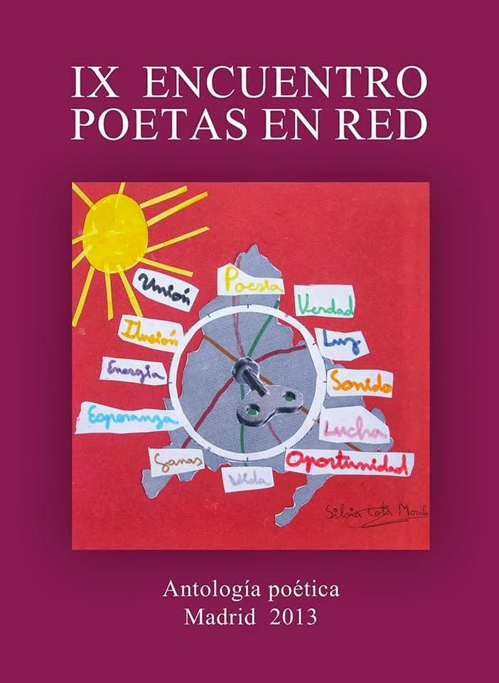 ANTOLOGÍA DEL IX ENCUENTRO DE POETAS EN RED