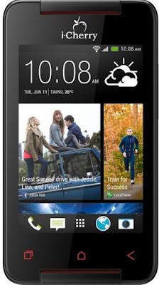 harga dan spesifikasi iCherry C216 PDA Black