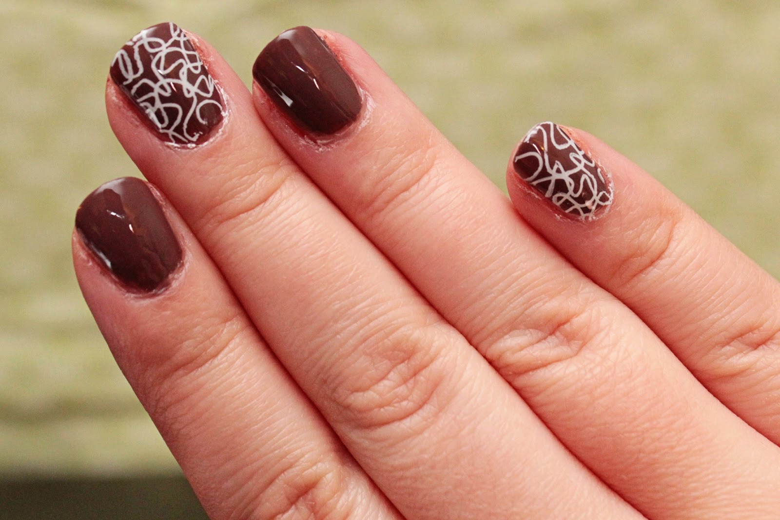 All About Nail Stamping - The Accidental Wallflower