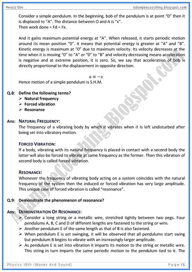 waves-and-sound-question-answers-physics-10th