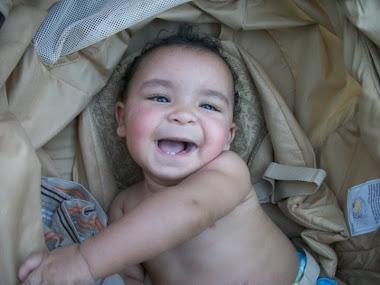 Gabriel 9 months old