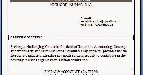 Cpa Resume Sample Accountant Resume Sample Perfect Resumes For