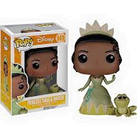 Funko Pop! Princess Tiana & Naveen