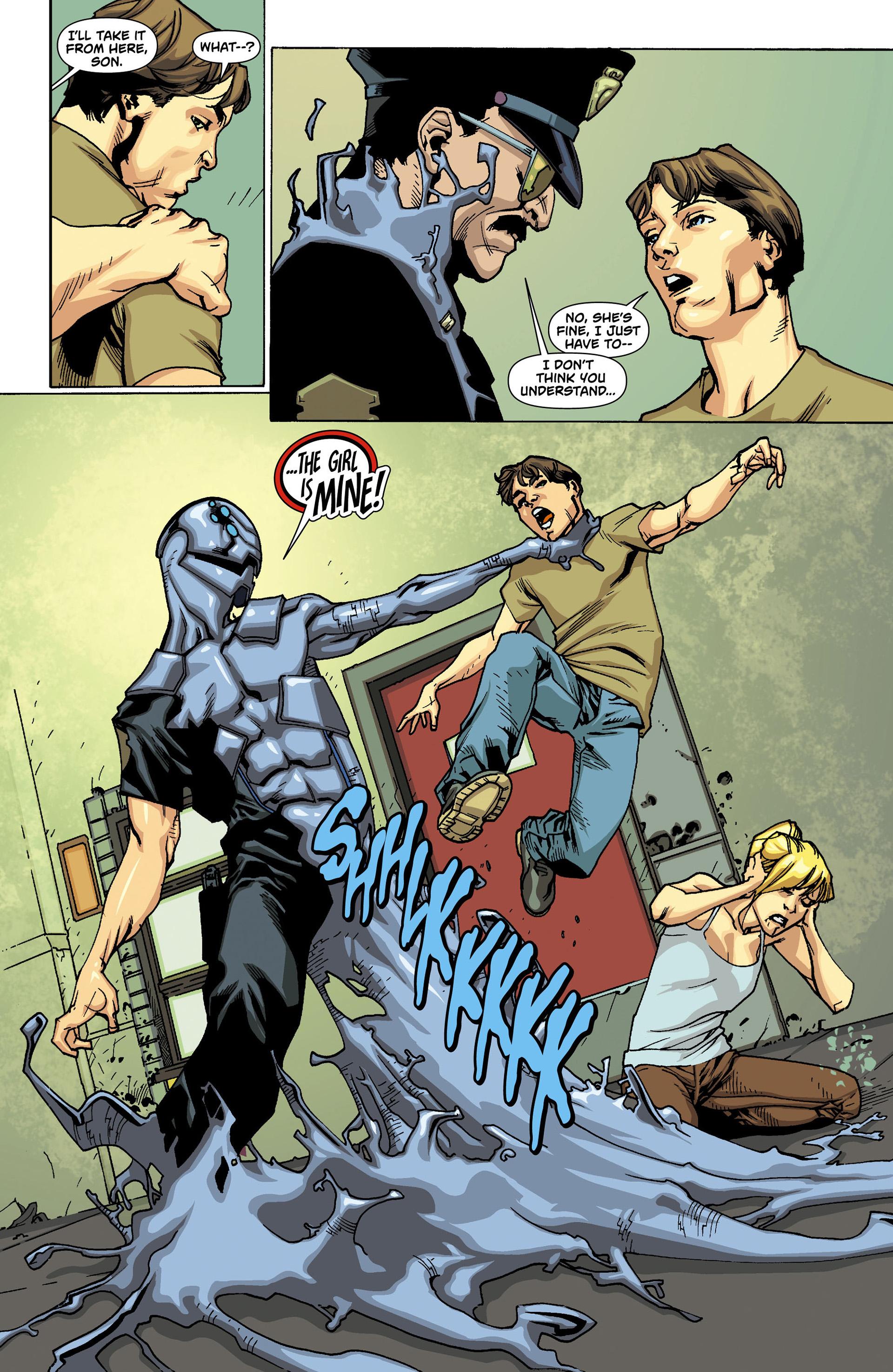 Supergirl (2011) Issue #11 #13 - English 9