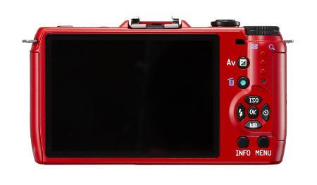 3 Inch LCD Pentax Q10